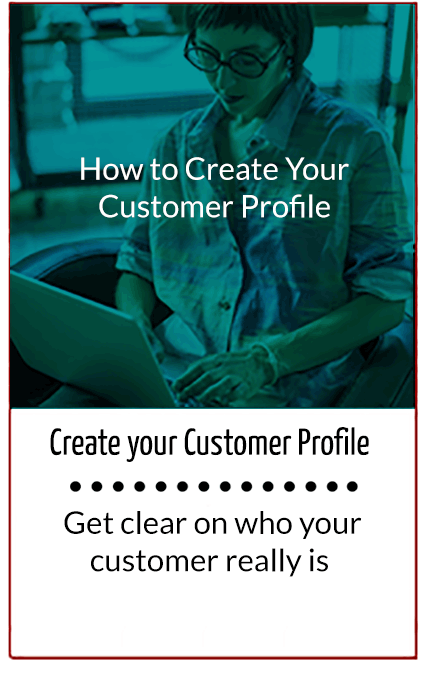 Create your Customer Profile