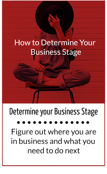 Determine Your Business Stage