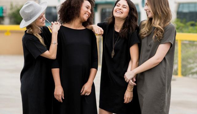 soltela dresses cropped