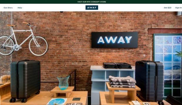 Aways pop up shop nyc