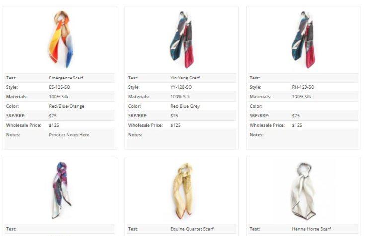 Independent Fashion Designers Wholesale
