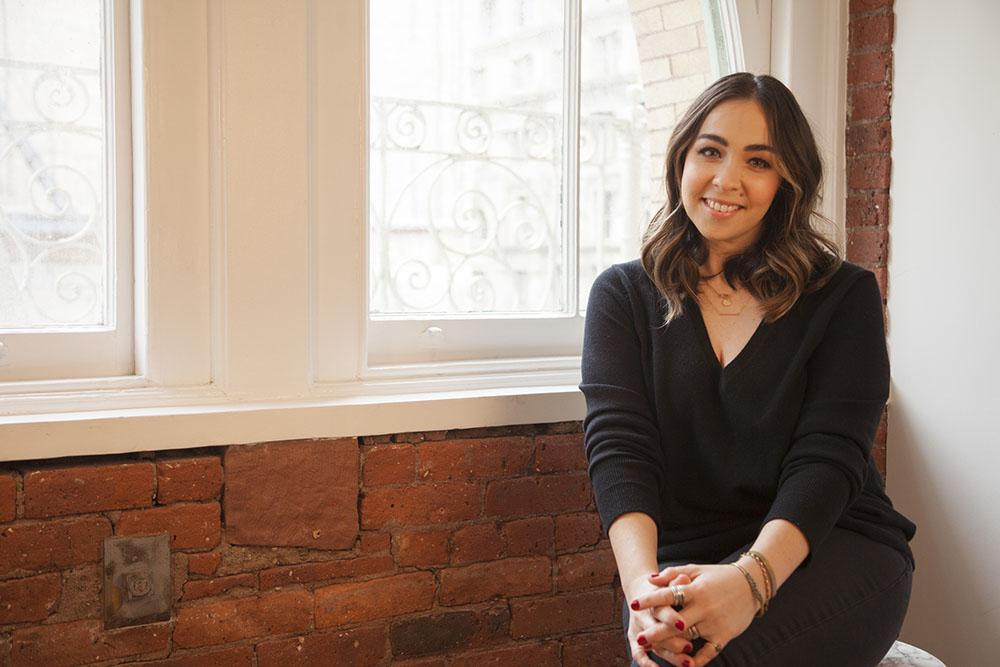 StartUp Fashion Nicole Giordano