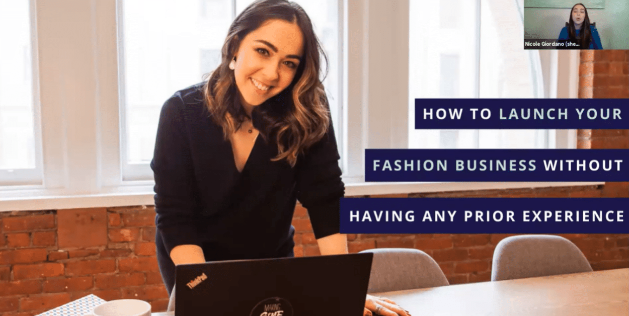 how to launch a clothing line
