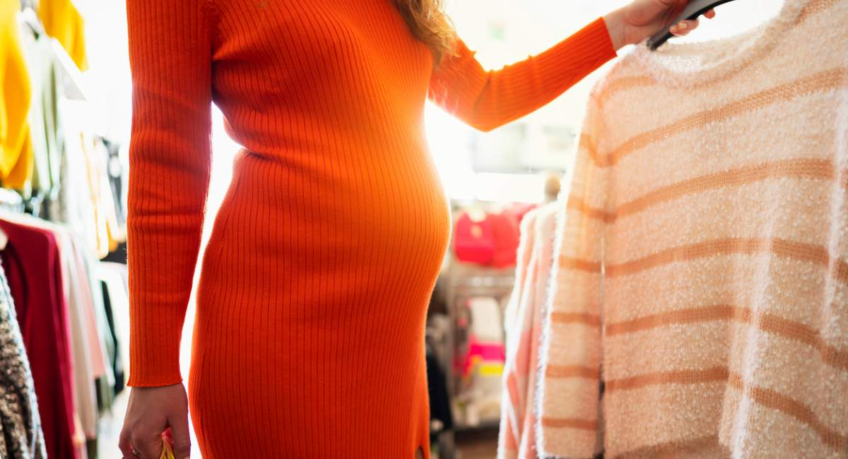 maternity clothing line