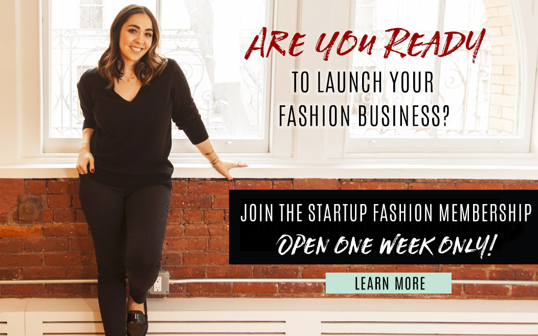 Launch Your Fashion Brand