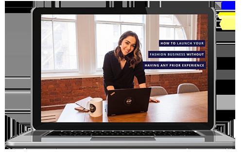 Launch a Fashion Business Webinar